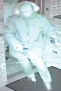 Suspect involved in break, enter and ATM theft at Five Bridges Neigborhood Bar and Grill on Pine Glen Road in Riverview on January 4, 2015 shortly before 4 a.m.