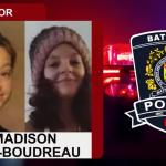Madison Roy-Boudreau Investigation