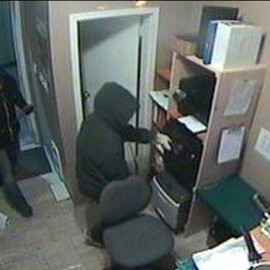 Photo: Break and enter suspects